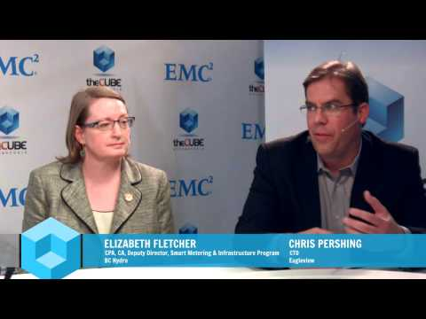 Bill Schmarzo, Elizabeth Fletcher, & Chris Pershing - EMC World 2015 - theCUBE - #EMCWorld