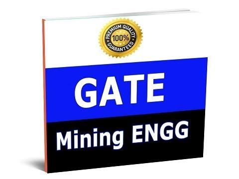 Download Mining Engineering PDF For GATE, PSU