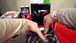 Mass Effect 3 N7 Collector's Edition -Unboxing- Xbox 360
