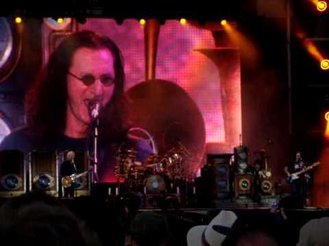Rush--BU2B (Brought Up to Believe)--Live @ Ottawa Bluesfest 2010-07-11