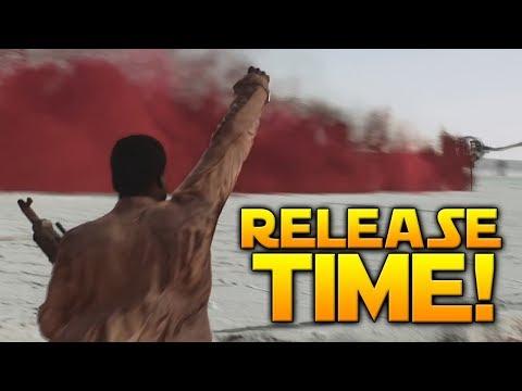 DLC RELEASE TIME & NEW PLAYLIST - Star Wars Battlefront 2