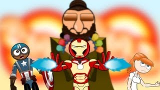 IRON MAN 3 (THE SPOOF TRAILER)