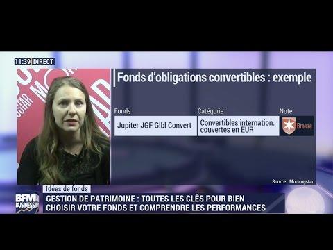 Analyse des fonds d'obligations convertibles par Mara Dobrescu.
