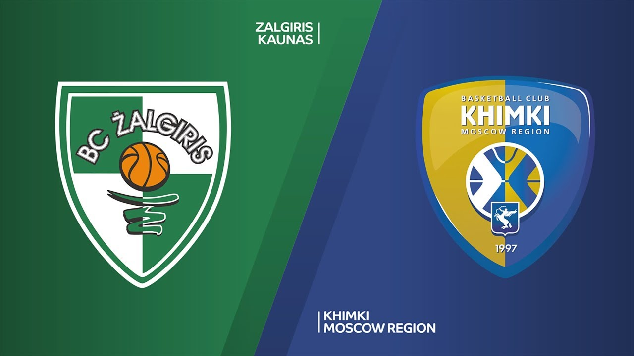Zalgiris Kaunas Khimki Moscow Region Highlights Turkish Airlines Euroleague Rs Round 27 Youtube