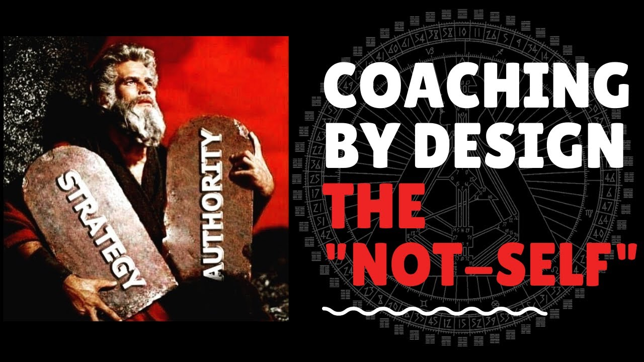 Human Design Life Coach Training Excerpt on the