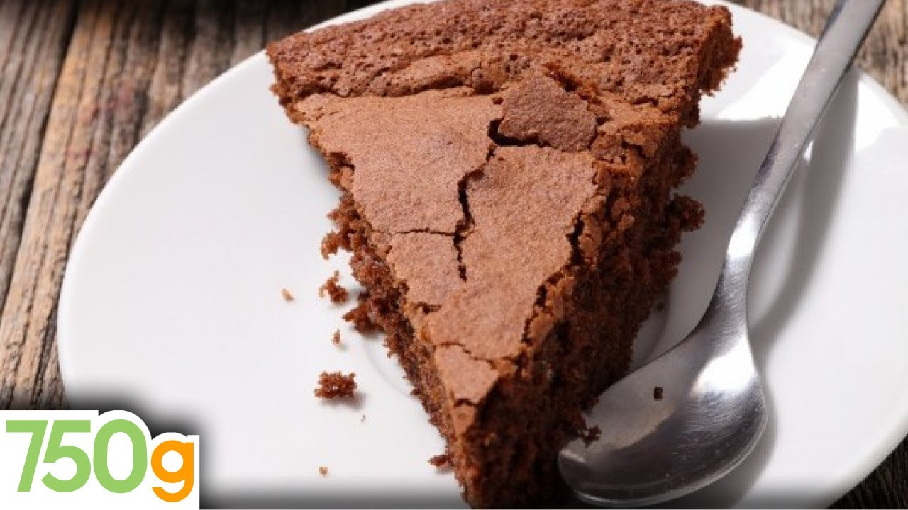 Recette Du Gateau Au Chocolat Ultime 750g Youtube