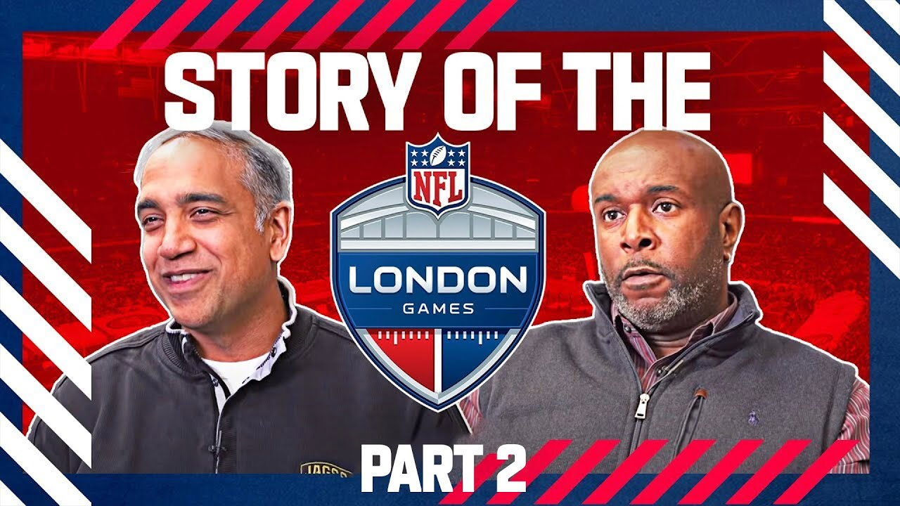 How the NFL London Games Make Players Feel at Home in the UK
