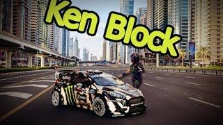 Ken Block's GYMKHANA 8: Dubai by DimaNikodyuk