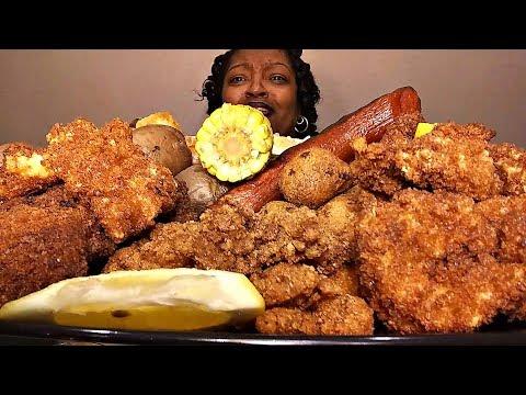 fish-fry-friday-|-fried-seafood-mukbang