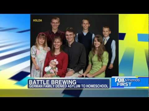 Parents Cannot Teach Their Own Children Claim U.S. & German Governments - Homeschooling Case