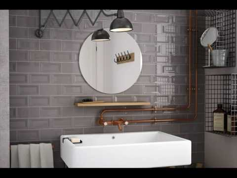 Metro Tiles Bathroom Design Ideas