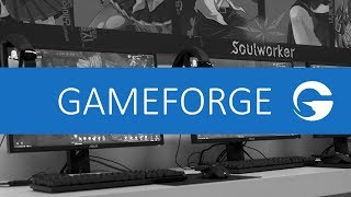 Gameforge at Gamescom 2018