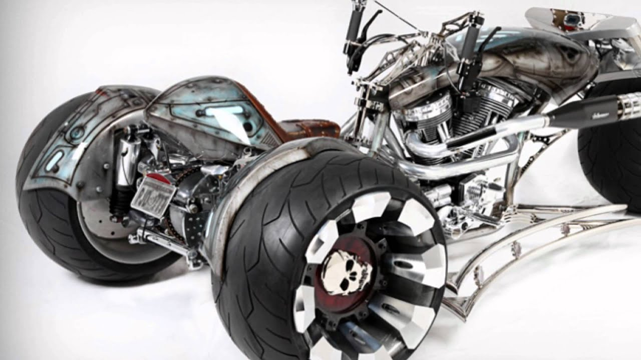 Photo Collection American Chopper Bikes Hd