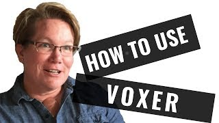 HOW TO USE VOXER screenshot 2