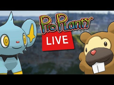Pokemon Go Gen 4 Hunt Live