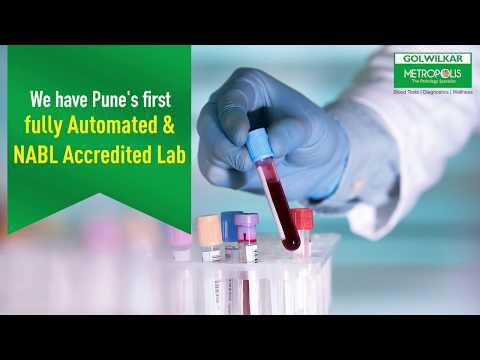 For Blood Tests, Call The Experts - Call Golwilkar Metropolis