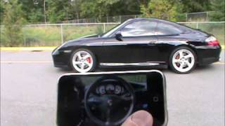 Download Coolest iPhone App Ever - iPorsche Remote - Must See !!! Mp3 and Videos