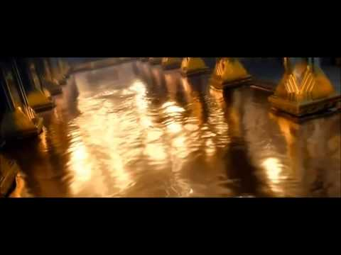 Hobbit: Desolation of Smaug- The golden dragon