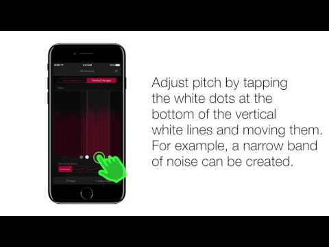 ReSound Smart 3D app: How to adjust Pitch and Sound Variation