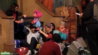 Sesame Street: Behind the Scenes of
