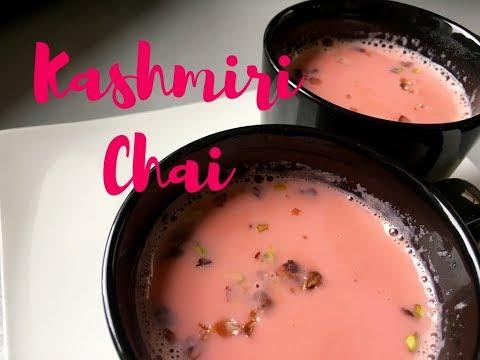 Kashmiri Chai/Kashmiri Tea/Pink Tea