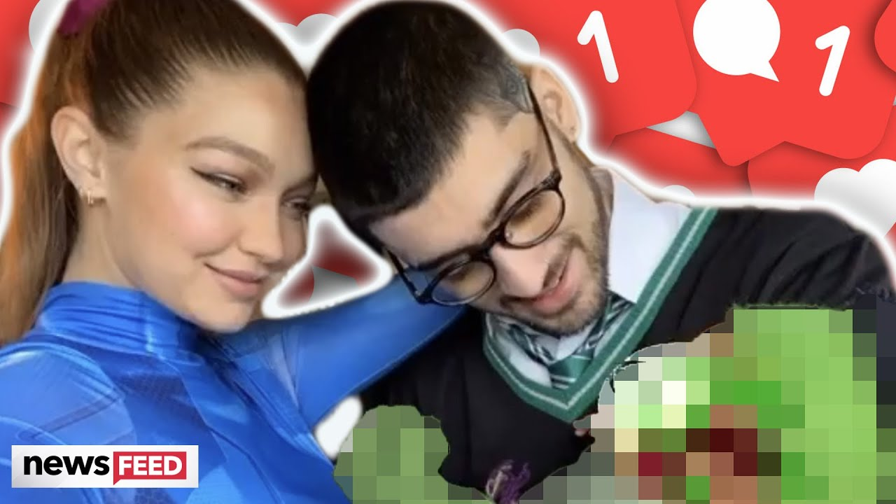Gigi Hadid Just Shared The Name Of Her And Zayn's Baby In The ...