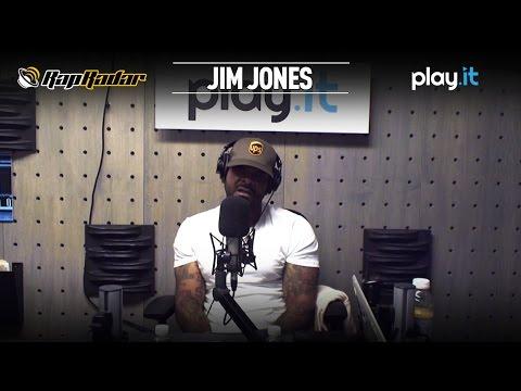 Jim Jones on his beef with Nas - Rap Radar