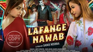MAKING OF LAFANGE NAWAB ( Bollywood Movie ).