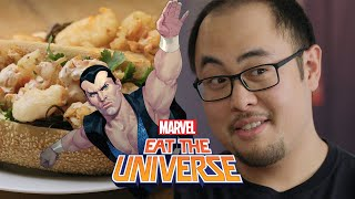 Namor&#39s Seafood Sub with Chef Brian Tsao  Eat the Universe