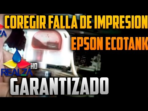 ⚠ Epson L200 L210 L220 L355 L365 L375 L455 L555 L800 L805 L1300 L1800 ⚠ Print Failure 🔴 from YouTube · Duration:  6 minutes 23 seconds