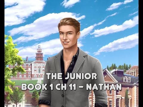 Choices: The Junior Book 1 Chapter 11 //Nathan (Romantic Scene)
