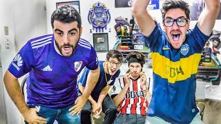 River 2 (4) vs Gimnasia 2 (5) | Copa Argentina 2018 | Reacciones de Amigos