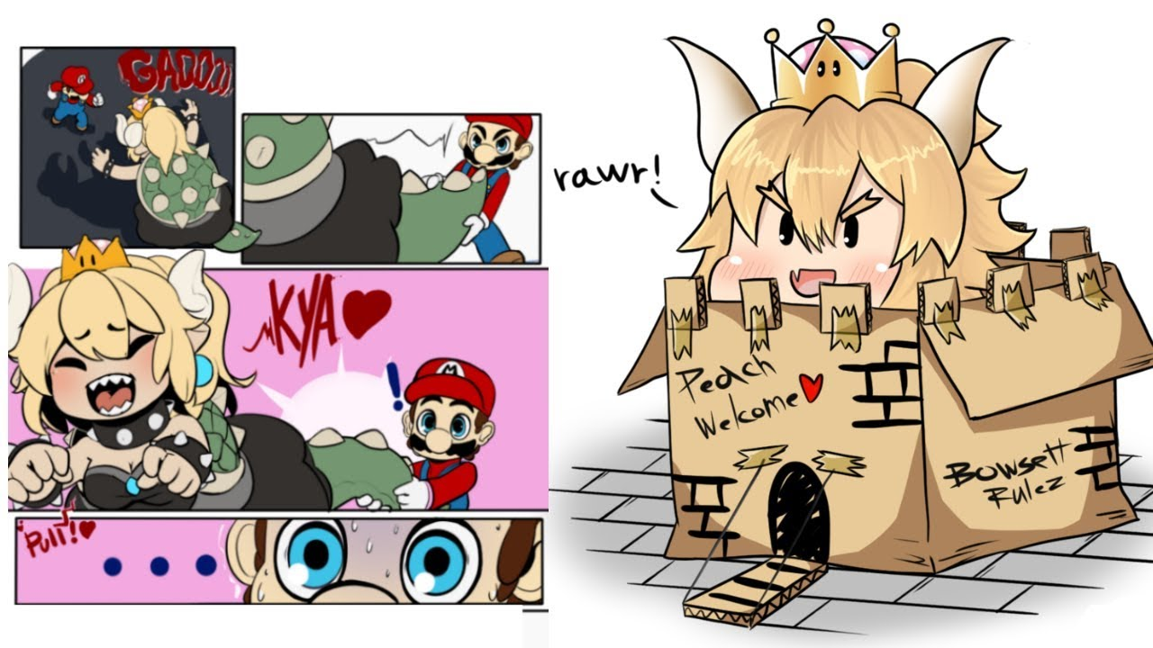 BEST OF BOWSETTE #3 #1