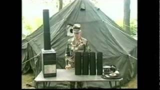 Off Grid Heat Source. Army Surplus Hunter SHA (Space Heater Arctic)