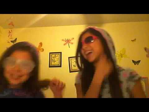 Raynessa And Angelique Singing Call Me Maybe