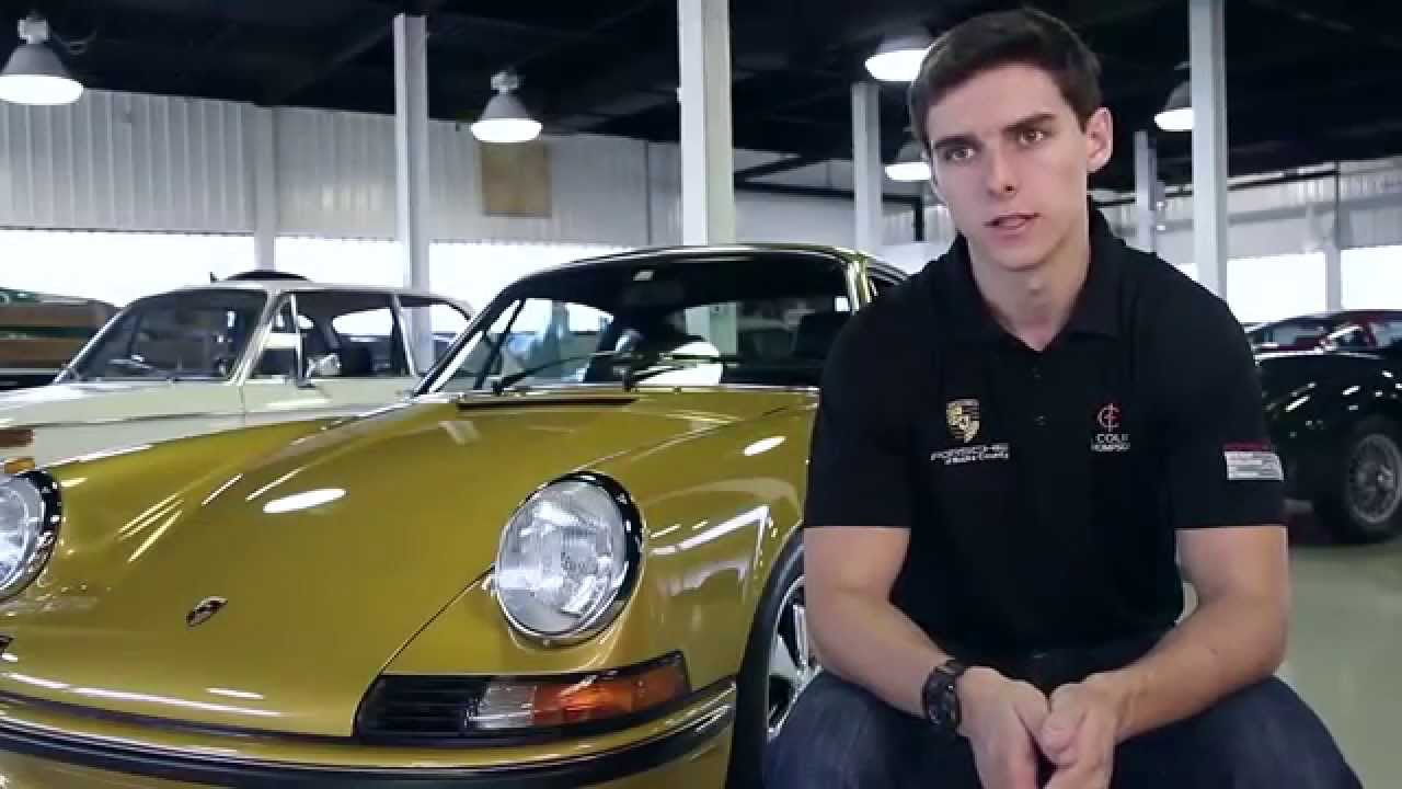 2014 Porsche Gt3 Cup Challenge Championship Preview Colin Thompson Youtube