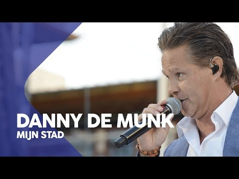 Danny de Munk - Mijn stad | Muziekfeest op het Plein 2014