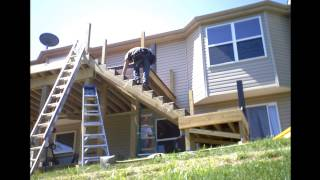 Spiegel Brothers:  Composite Deck Construction