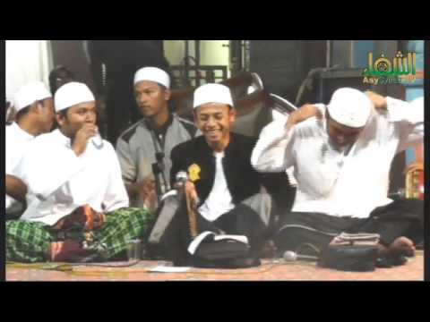 ceramah bahasa sunda Abuya KH M Muhyiddi AQA Ma