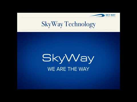 Introductory Webinar SkyWay Technology & Opportunity