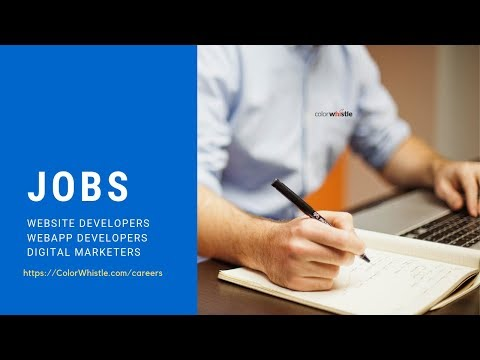 Job Openings | WebApps Developers | Coimbatore | Tech Startup