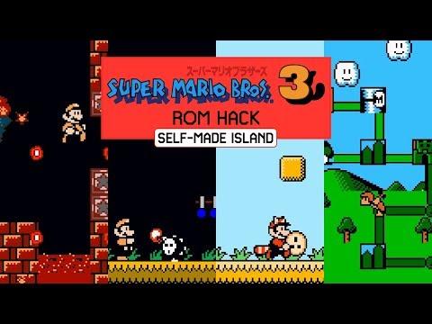 Mario Adventure [W1]   Super Mario Bros. 3 ROM Hack