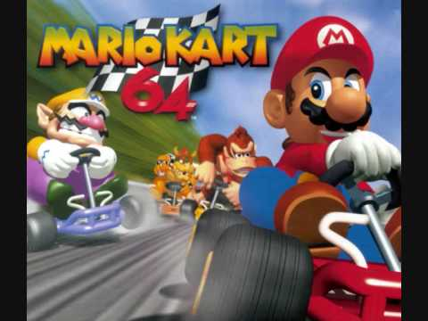 Mario Kart 64 Music - Luigi / Mario / Royal Raceway & Wario Stadium
