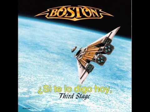 Boston - Amanda (subtitulado)