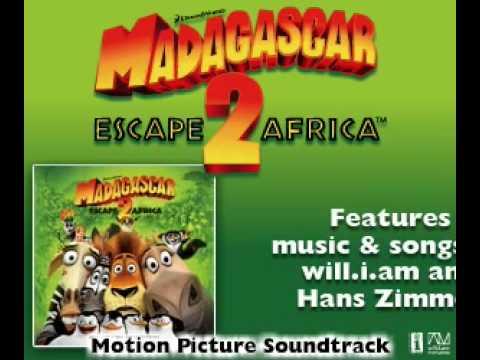 Madagascar 2 Soundtrack