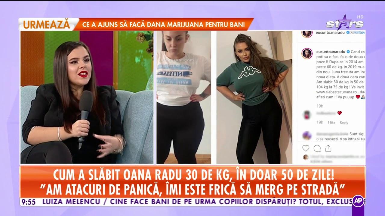 www slabeste cu oana