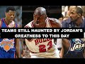 7 NBA Franchises Still Haunted By Michael Jordan's Greatness To This Very Day