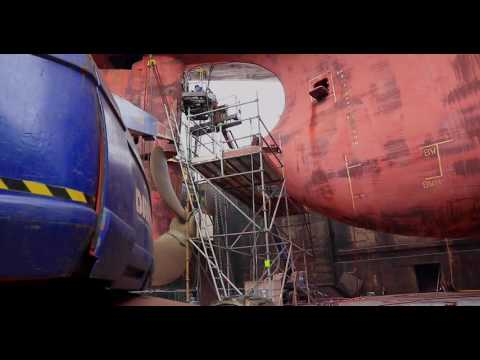 TechRent: The Damen Shiprepair Amsterdam Movie