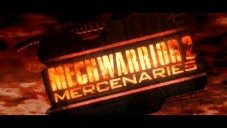 Mechwarrior 2: Mercenaries - Sigurd - Warning Shot 01