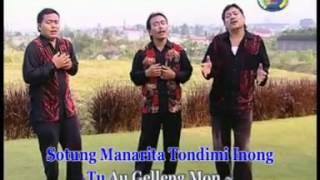 Surat Na Martanda Silang - Totama Trio Cipt. Matheus Siringoringo [Lagu Batak Populer, Pop Batak]